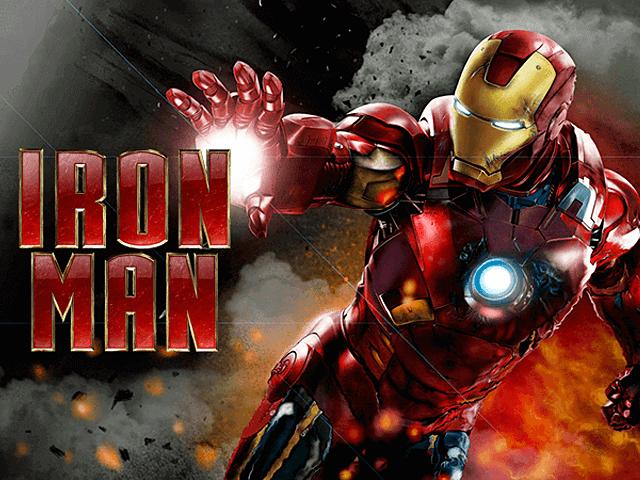 Игровой аппарат Iron Man — играть онлайн