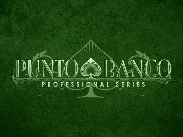 Игровой аппарат Punto Banco Pro Series — играть онлайн