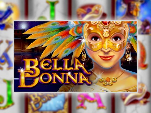 Bella Donna - GMSlots бонус за регистрацию