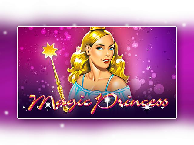 Игровой аппарат Magic Princess — играть бесплатно