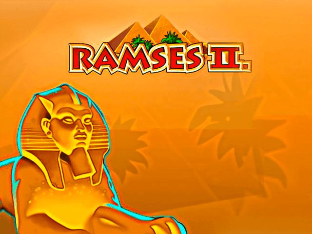 Игровой аппарат Ramses II — играть онлайн