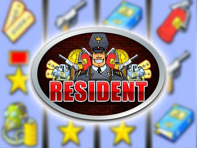Resident - казино GMSlots