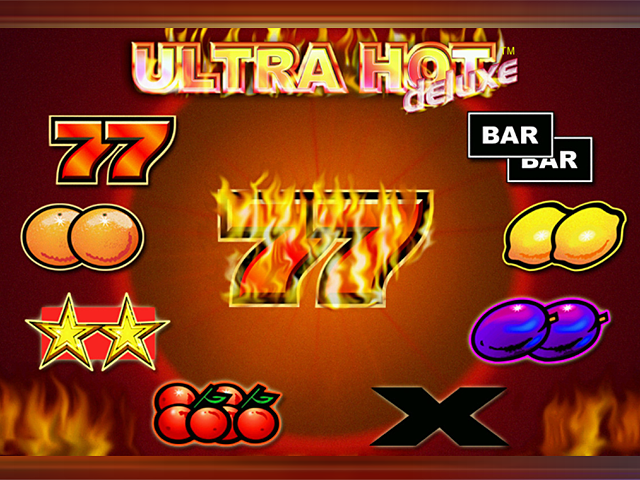 Игровой аппарат Ultra Hot Deluxe — играть бесплатно