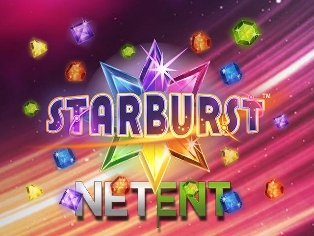 Starburst - GMSlots Deluxe доступное