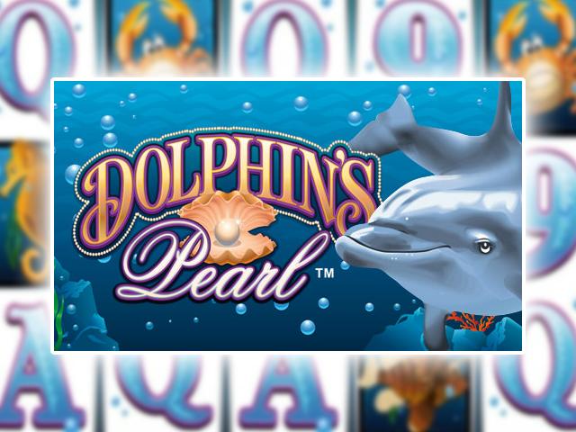 В игровой автомат Жемчужина Дельфина играть бесплатно