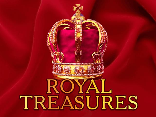 В игровой аппарат Royal Treasures играть онлайн
