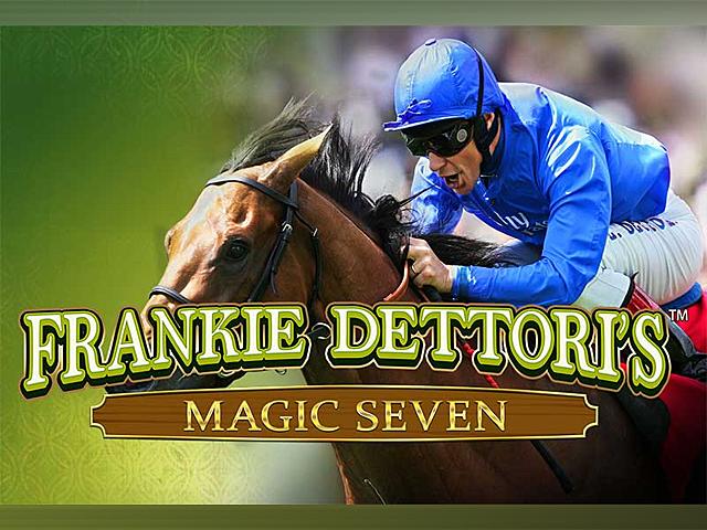 Игровой автомат Frankie Dettoris Magic — играть онлайн