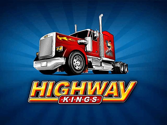 Игровой аппарат Highway Kings — играть онлайн