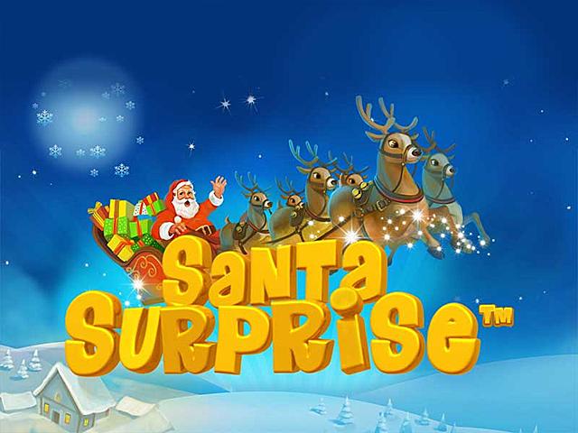gmslots мобильная - Santa Surprise