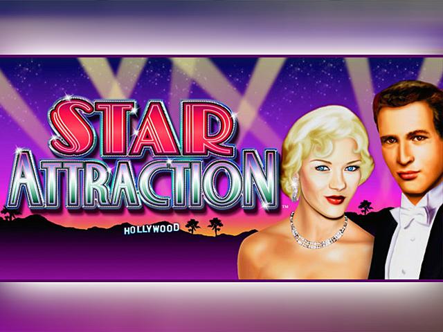 Играть в автомат Star Attraction – как выиграть 7500 ставок и фриспины